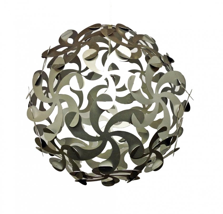 Swirl globe Pendant Light