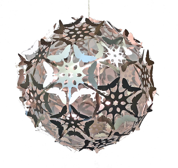 Moth Pendant Light