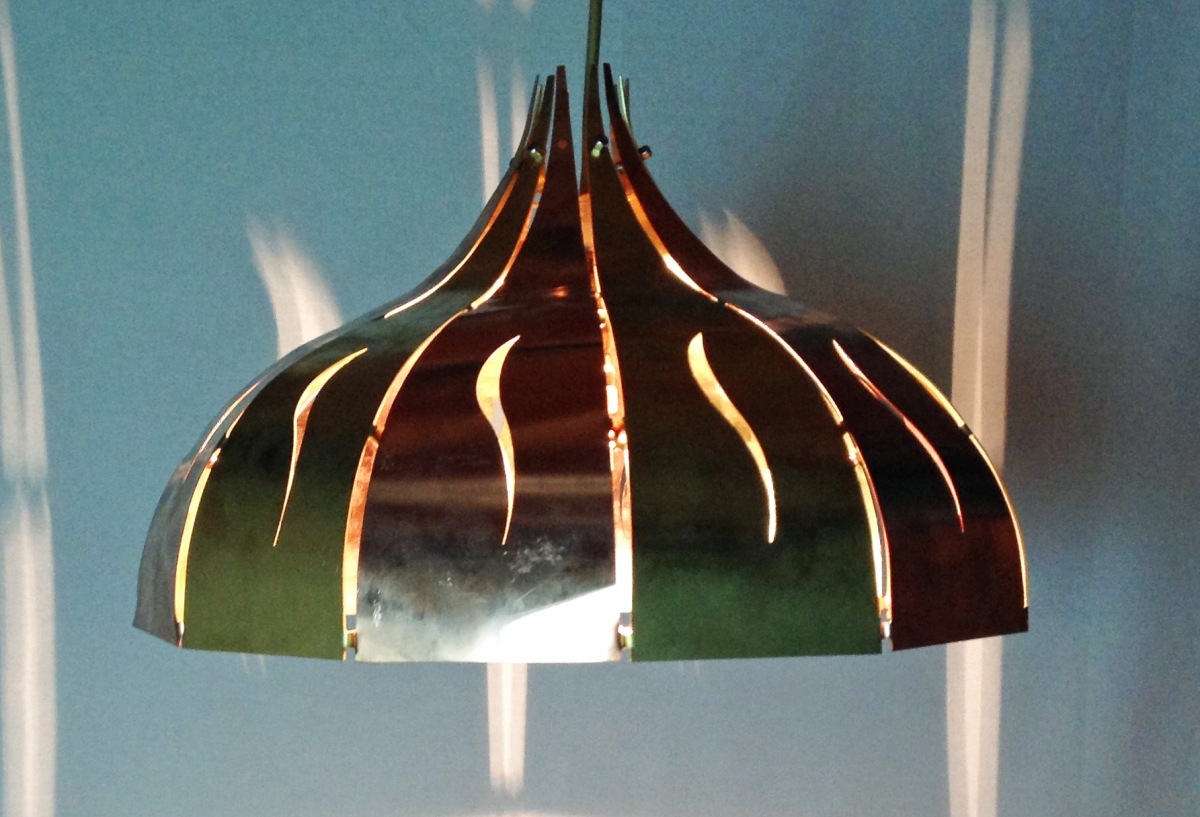 Ogee Pendant Light
