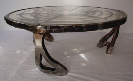 resin table. alternate view