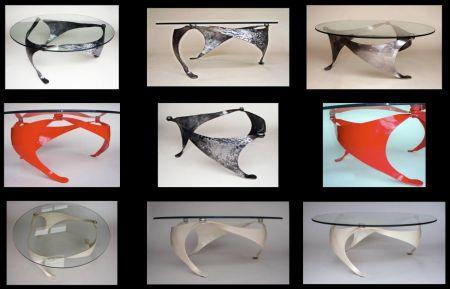 trisail table range